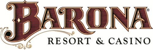 Barona (R) most recent logo
