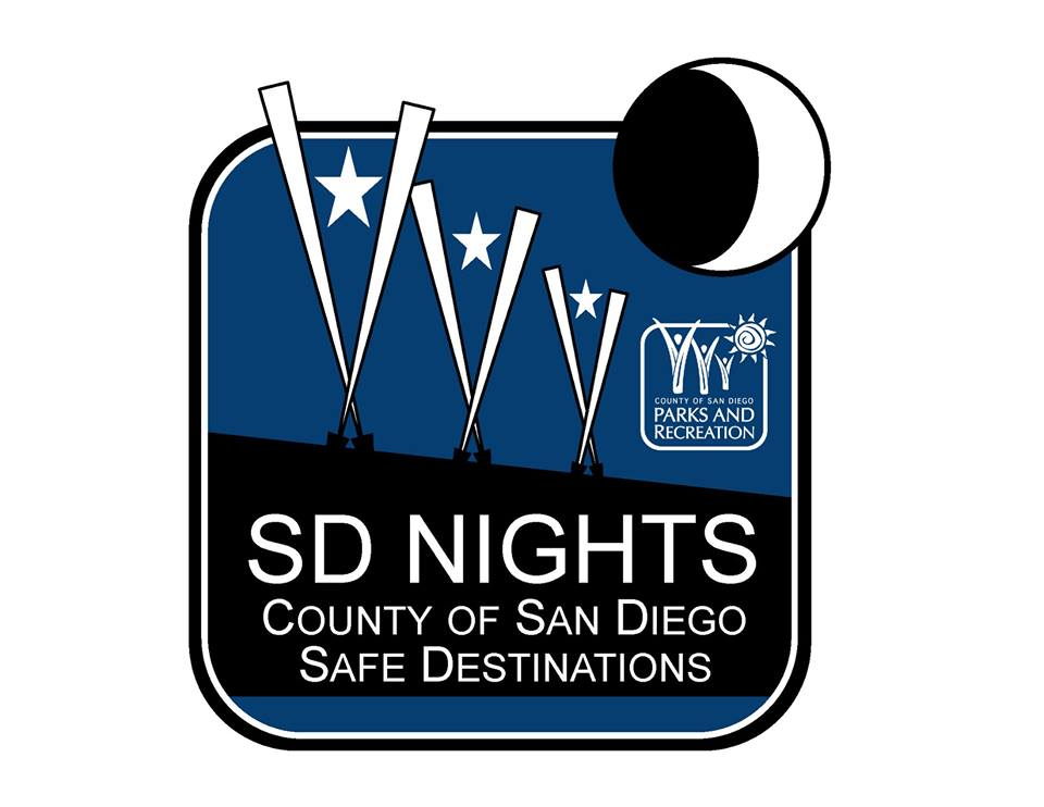 SD Nights logo