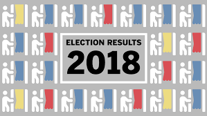 election results 2018 graphic