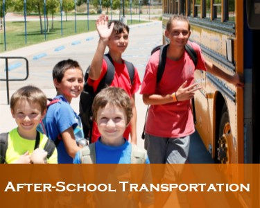 TeenAfterSchoolTransport